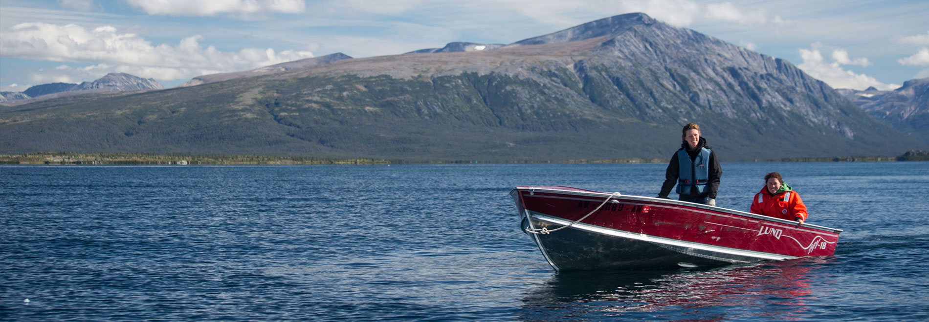 Alaska Salmon Camps