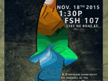 Alaska Salmon Program Symposium Flyer